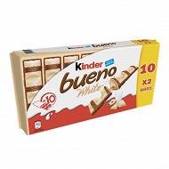 Kinder bueno white  x10 390g
