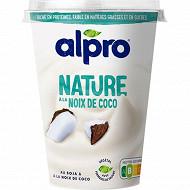 Alpro Nature soja & noix de coco 500g