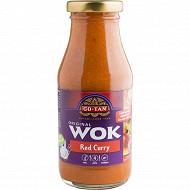Go tan wok curry rouge 240 ml