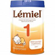 Lemiel lait poudre 1er âge 800g