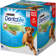 Dentalife bâtonnets hygiène bucco dentaire très grands formatsmaxi 994g