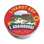 Graindorge livarot 3/4 aop 330g