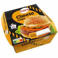 Cora cheese burger 195g