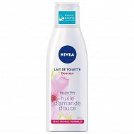 Nivea visage lait démaquillant douceur peau sèche 200 ml