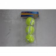 3 balles de tennis ref 944