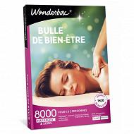 Coffret Wonderbox : Bulle de bien-être parmis 3270 expériences pour 1 personne