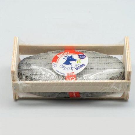 Sarlet cendré  155g 24.4%mg - lait pasteurisé