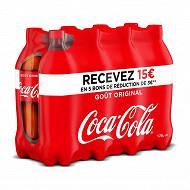 Coca-Cola contour pet 8x1.75l