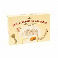 Biscuiterie de Chambord petits fours à l'orange 300g