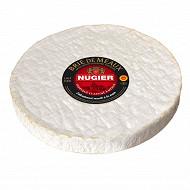 Brie de meaux nugier aop fabriqué et affiné à Meaux aop