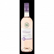 L'ame du terroir igp méditérranée rosé 75cl 12.5% Vol.