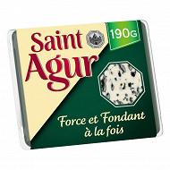 Saint agur portion 90g
