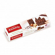 Kambly noisette au chocolat noir 100g