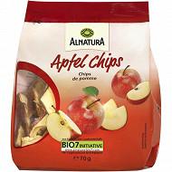 Alnatura chips de pomme 70g
