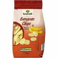 Alnatura chips de banane 150g