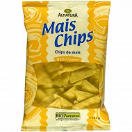 Alnatura chips de maïs nature 125g