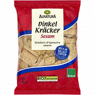 Alnatura crackers d'épeautre sésame 175g