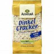 Alnatura crackers d'épeautre nature 100g