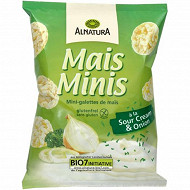 Alnatura mini galettes de maïs 50g