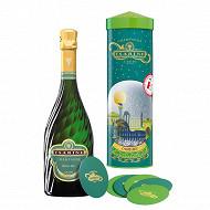 Champagne tsarine demi-sec 75cl city tour 12°