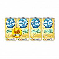 Mont blanc vanille 3x570g+1 offert