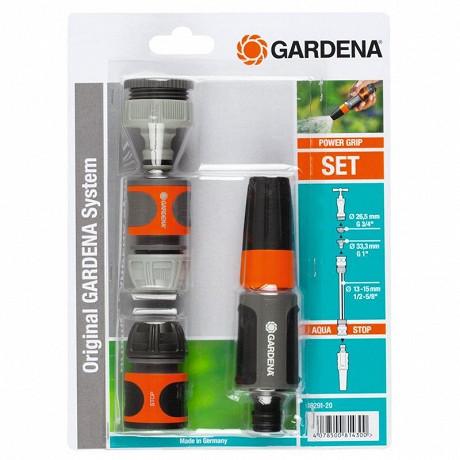 Gardena nécessaire de base 15 mm
