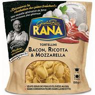 Rana tortellini bacon ricotta mozzarella 250g