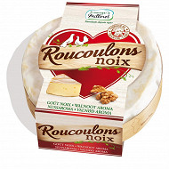 Roucoulons Noix 125 g 55%mg fromagerie Milleret