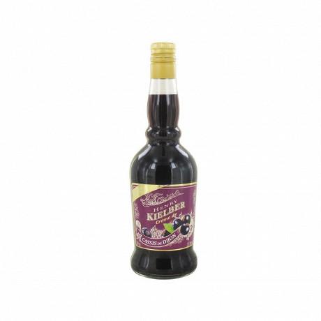 Henry Kielber crème de cassis de Dijon 70cl 15%vol