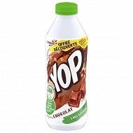 Yop chocolat 850g offre découverte