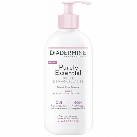 Diadermine purely essential gelée 400ml