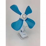 Domotech Ventilateur de table clip JFC09-490