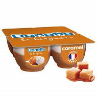 Danette le liégeois caramel 4x100g