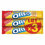 Oreo golden lot x3 462 g