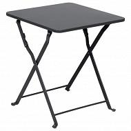 Table appoint nindiri coloris graphite mat