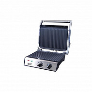 Evatronic panini grille,viande et hamburger 2000 w - 001124