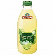 Andros mojito cocktail sans alcool édition limitée 1l