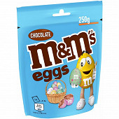 M&M's bonbons chocolat au lait minis ?ufs - 250g