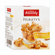 Kambly Feuillety's Gruyère Suisse 75g