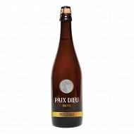 Bière Paix Dieu 75cl 10% Vol.