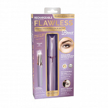 Best of tv flawless brown usb rechargeable