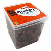 Cora oursons chocolat guimauve boîte de 2 kg