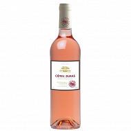 L'âme du terroir Côtes de Duras rosé 75 cl 12% Vol.