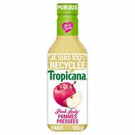 Tropicana pommes pressées pet 90cl