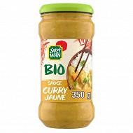 Suzi Wan sauce curry jaune bio 350g
