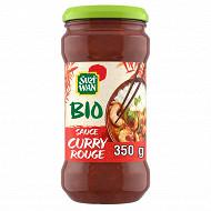 Suzi Wan sauce curry rouge bio 350g