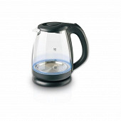 Cuisimagic bouilloire électrique en verre led SR1703
