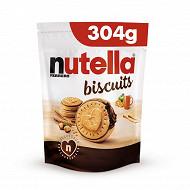 Nutella biscuits sachet de 22 biscuits 304g