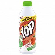Yop aromatisé fraise 850g offre découverte