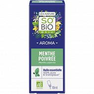 So Bio huile essentielle menthe poivrée bio 10ml